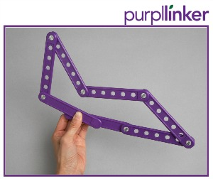 purpllinker educational toy develop imagination